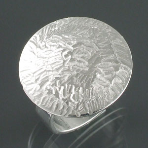 Pierścionek srebrny